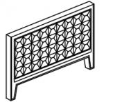 Элементы ограды